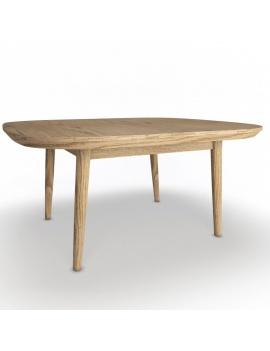 collection-3d-de-mobilier-extérieur-en-bois-table-arc