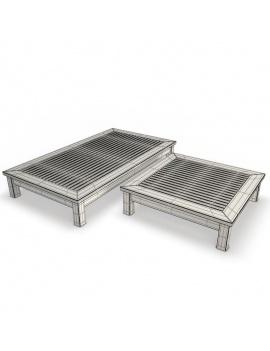 collection-3d-de-mobilier-extérieur-en-bois-table-basse-chelsea-filaire