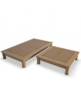 collection-3d-de-mobilier-extérieur-en-bois-table-basse-chelsea