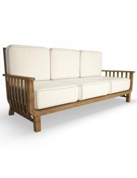 collection-3d-de-mobilier-extérieur-en-bois-canape-3-places-chelsea