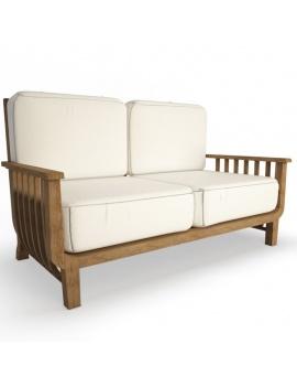 collection-3d-de-mobilier-extérieur-en-bois-canape-2-places-chelsea