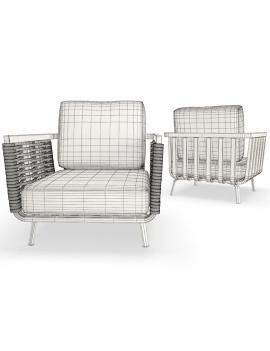collection-3d-de-mobilier-extérieur-en-bois-fauteuil-welcome-filaire