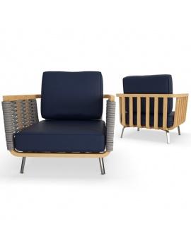 collection-3d-de-mobilier-extérieur-en-bois-fauteuil-welcome