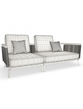 outdoor-wooden-furniture-3d-models-sofa-welcome-unopiu-wireframe