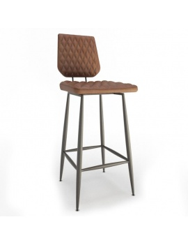 vintage-furniture-3d-models-stool-brighton