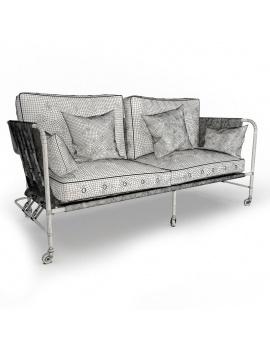 collection-3d-de-mobilier-vintage-canape-darwin-filaire