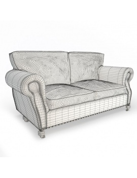 vintage-furniture-3d-models-sofa-lester-wireframe