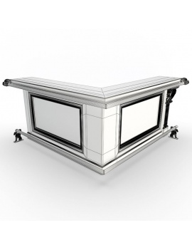 amenagement-de-pub-anglais-en-3d-comptoir-module-angle-droit-filaire