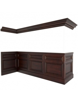 english-pub-furniture-collection-3d-models-wall-wood-panel-mouldings-02