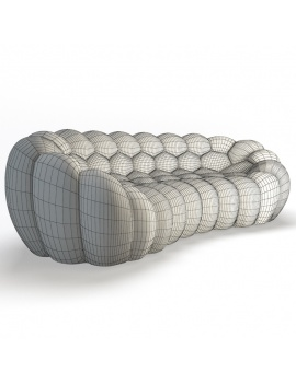 bubble-collection-3d-models-sofa-bubble-round-wireframe