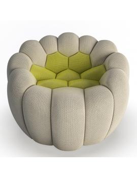collection-3d-mobilier-fauteuil-bubble-02