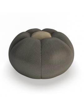collection-3d-mobilier-petit-pouf-bubble