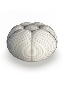 bubble-collection-3d-models-pouffe-bubble-small-wireframe