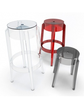 ghost-stool-3d-models