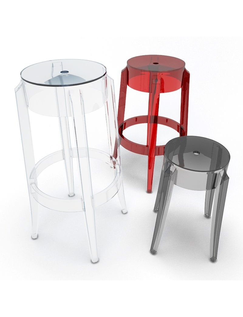 ghost-stool-starck-3d-model