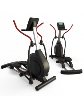 collection-3d-de-machines-de-musculation-velo-elliptique