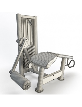collection-3d-de-machines-de-musculation-leg-press-02-filaire