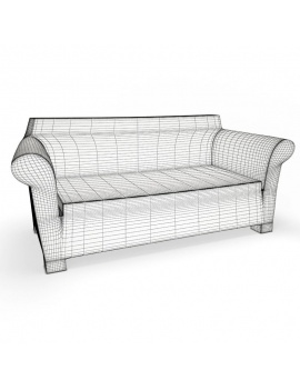 outdoor-plastic-furniture-and-accessories-3d-models-sofa-bubble-wireframe