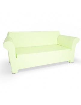 collection-3d-de-mobilier-d-exterieur-en-plastique-modele-3d-canape-bubble