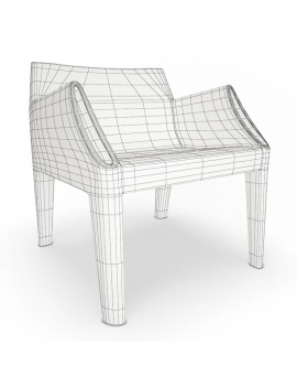 outdoor-plastic-furniture-and-accessories-3d-models-armchair-magichole-wireframe