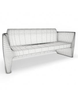 collection-3d-de-mobilier-d-exterieur-en-plastique-modele-3d-canape-translation-filaire