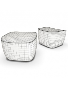 outdoor-plastic-furniture-and-accessories-3d-models-pouffe-translation-wireframe