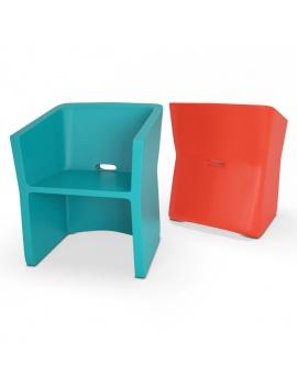 collection-3d-de-mobilier-d-exterieur-en-plastique-modele-3d-fauteuil-sliced