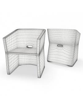 collection-3d-de-mobilier-d-exterieur-en-plastique-modele-3d-fauteuil-sliced-filaire