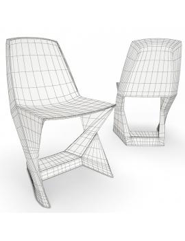 collection-3d-de-mobilier-d-exterieur-en-plastique-modele-3d-chaise-iso-filaire