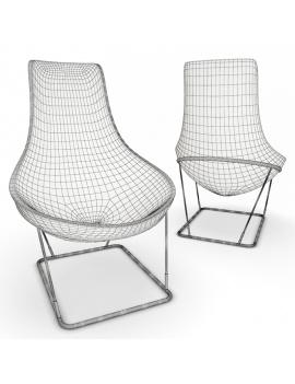 collection-3d-de-mobilier-d-exterieur-en-plastique-modele-3d-chaise-tonyam-filaire