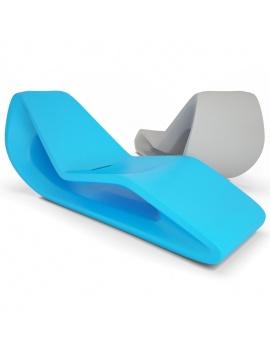collection-3d-de-mobilier-d-exterieur-en-plastique-modele-3d-bain-de-soleil-organic