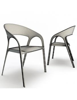 collection-3d-de-mobilier-d-exterieur-en-plastique-modele-3d-chaise-gossip-filaire