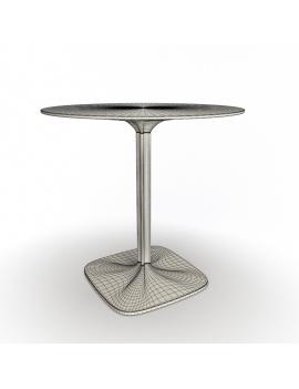 collection-3d-de-mobilier-d-exterieur-en-plastique-modele-3d-table-supernatural-ronde-filaire
