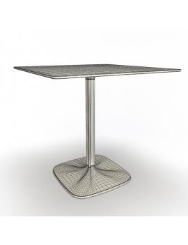 collection-3d-de-mobilier-d-exterieur-en-plastique-modele-3d-table-supernatural-carree-filaire