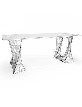 collection-3d-de-mobilier-d-exterieur-en-plastique-modele-3d-table-iso-filaire