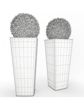 collection-3d-de-mobilier-d-exterieur-en-plastique-modele-3d-pot-allsoquiet-filaire