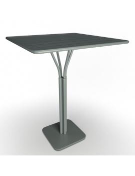 collection-3d-de-mobilier-d-exterieur-en-metal-modele-3d-table-luxembourg-01
