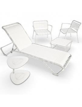 collection-3d-de-mobilier-d-exterieur-en-metal-modele-3d-ocean-filaire