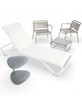 collection-3d-de-mobilier-d-exterieur-en-metal-modele-3d-ocean