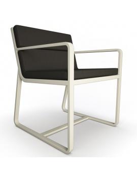 collection-3d-de-mobilier-d-exterieur-en-metal-modele-3d-fauteuil-sit