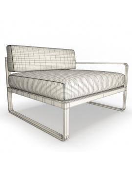 collection-3d-de-mobilier-d-exterieur-en-metal-modele-3d-module-sit-01-filaire