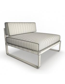 collection-3d-de-mobilier-d-exterieur-en-metal-modele-3d-module-sit-02-filaire