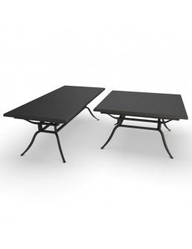 collection-3d-de-mobilier-d-exterieur-en-metal-modele-3d-table-avalon