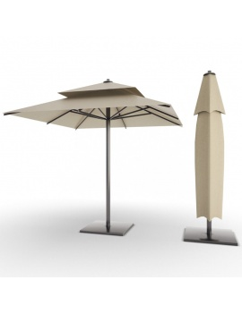 outdoor-metallic-furniture-collection-3d-models-parasol-01