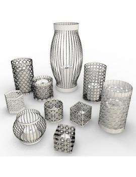 collection-3d-de-mobilier-d-exterieur-en-metal-modele-3d-photophore-filaire