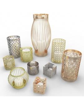 collection-3d-de-mobilier-d-exterieur-en-metal-modele-3d-photophore