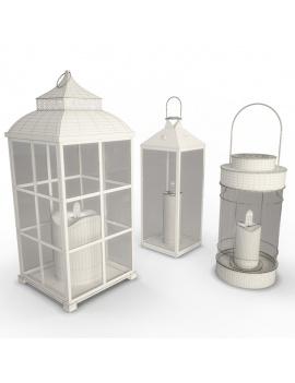 collection-3d-de-mobilier-d-exterieur-en-metal-modele-3d-lanternes-03-filaire