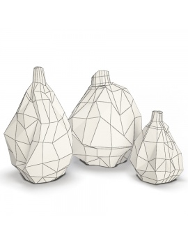 sculpture-collection-3d-models-apple-and-pear-gala-wireframe