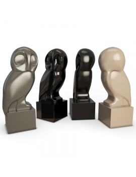 sculpture-collection-3d-models-bubo