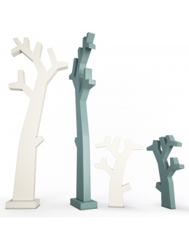 sculpture-collection-3d-models-gingko